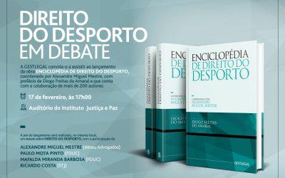 A3 Invitation Enciclopedia de direito do desporto